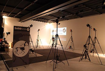Studio camera tracking
